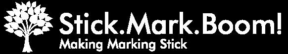 Stick Mark Boom